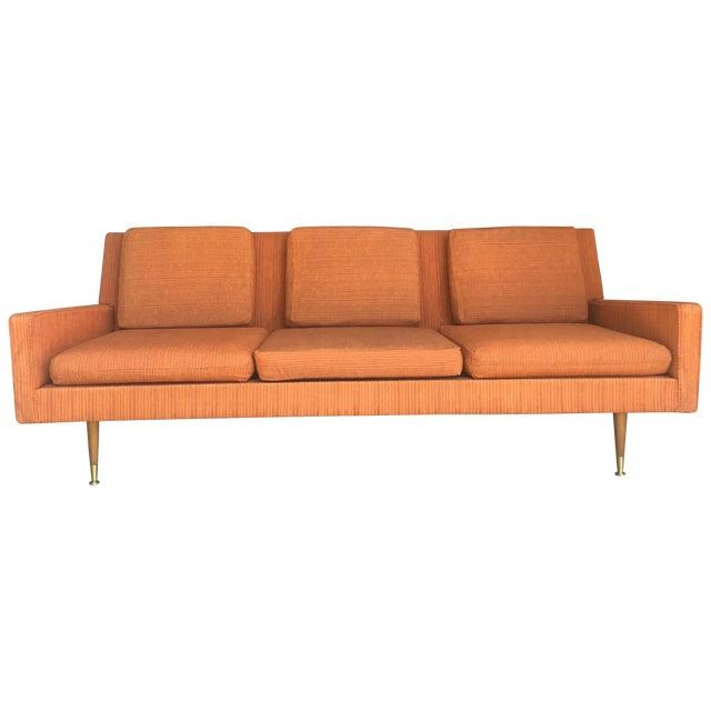Vintage Mid Century Danish Modern Sofa - Image 1 of 10