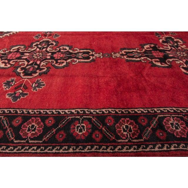 """Apadana - Vintage Persian Rug, 4'4"""" X 6'7"""" - Image 6 of 7"""