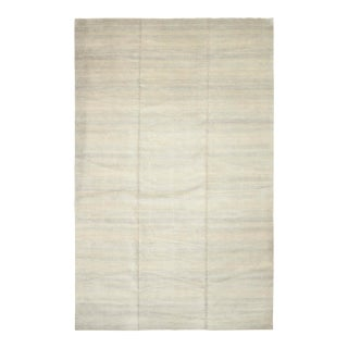 Solid Handmade Area Rug - 12 X 15 For Sale