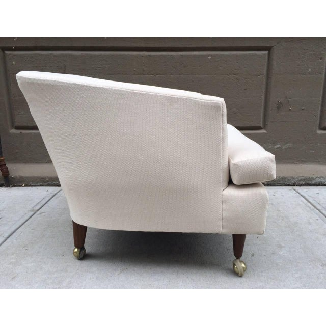 Mid-Century Modern Pair of Kipp Stewart for Directional Lounge Chairs For Sale - Image 3 of 7
