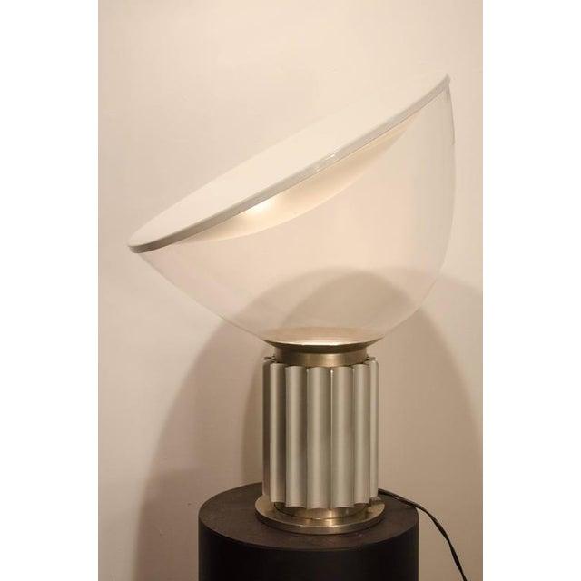 Taccia Blown Glass Lamp - Image 5 of 9