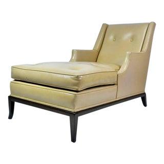 Rare Chaise by T.H. Robsjohn-Gibbings