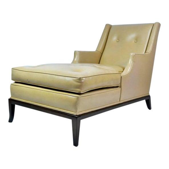 Rare Chaise by T.H. Robsjohn-Gibbings - Image 1 of 9