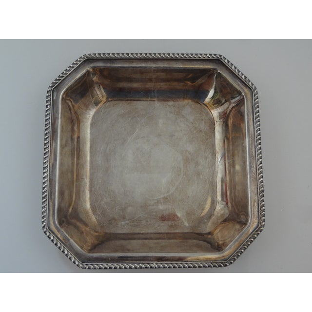Sheffield Silver Plate Candy Dish - Image 3 of 5