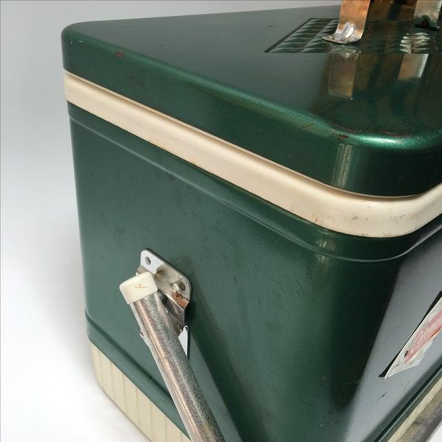 Vintage Coleman Cooler For Sale - Image 10 of 11