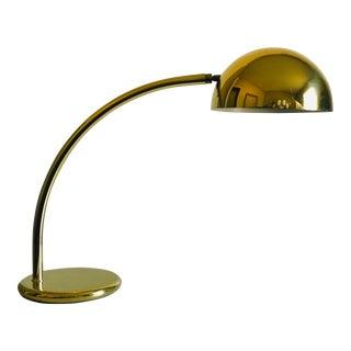 Mid-Century Desktop Arc Lamp For Sale