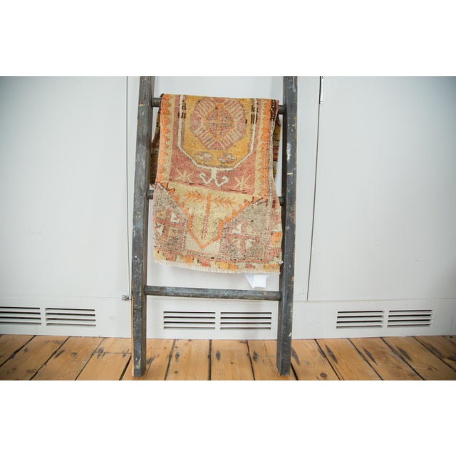 "Vintage Oushak Distressed Rug - 1'6"" x 2'10"" - Image 2 of 6"