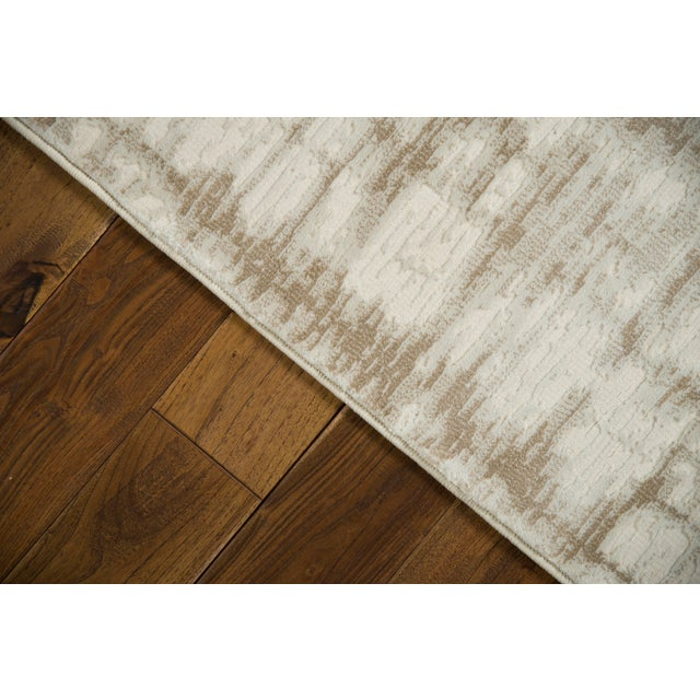 """Not Yet Made - Made To Order Stark Studio Rugs Bixby Rug in Taupe, 2'7"""" x 7'7"""" For Sale - Image 5 of 6"""