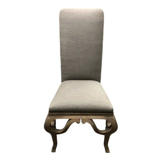New Michael Taylor Irish Hall Side Chair For Sale