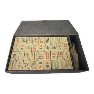 1940's Mah Jongg Set