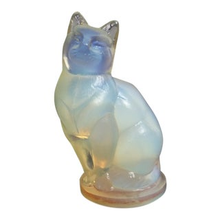 Vintage Sabino Cat Figurine For Sale