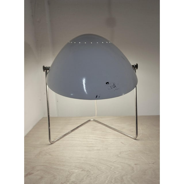 Mid-Century Modern Cricket Lamp by Gerald Thurston for Lightolier For Sale - Image 3 of 7