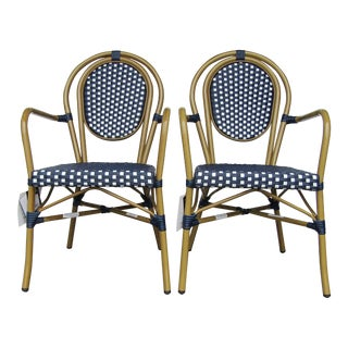 Safavieh Patio Chairs-A Pair For Sale