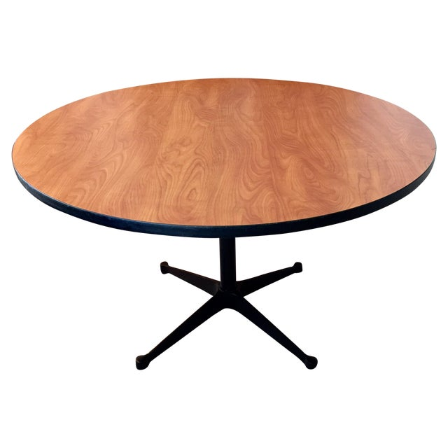 Eames for Herman Miller Contract Base Dining Table For Sale