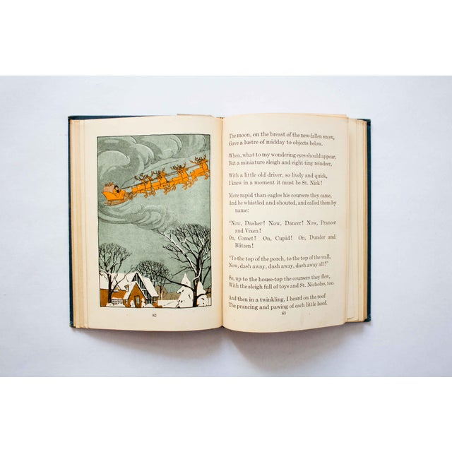 1920s 1920s Kansas School Book in Blue For Sale - Image 5 of 9