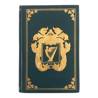 "1902 Antique ""Ireland"" Travelogue Book"