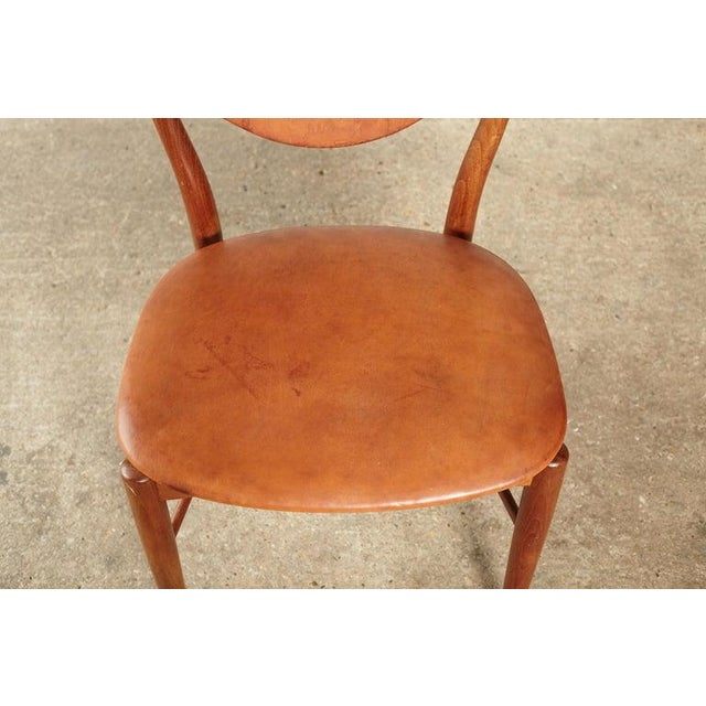 Finn Juhl Bo 63 (Nv 64) Chair, Bovirke, Denmark, 1950s For Sale - Image 9 of 10