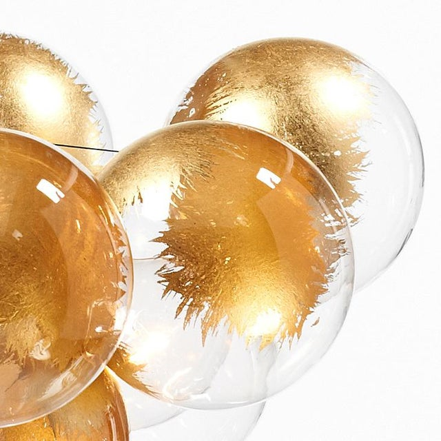 Pelle Large Bubble Chandelier For Sale In New York - Image 6 of 7