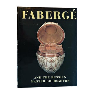 Faberge Coffee Table Book