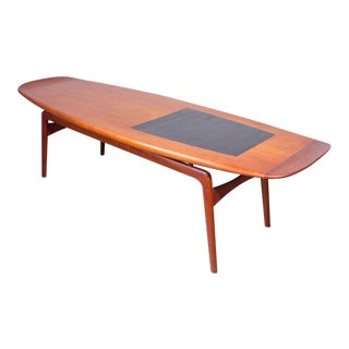 Danish 1960's Arne Hovmand Olsen Surf Board Table