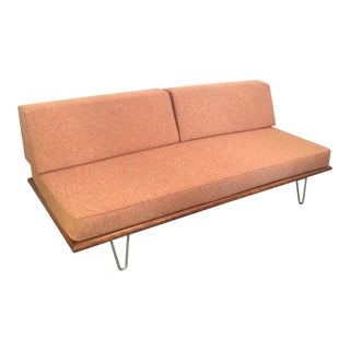 1950s Vintage George Nelson for Herman Miller Daybed Sofa