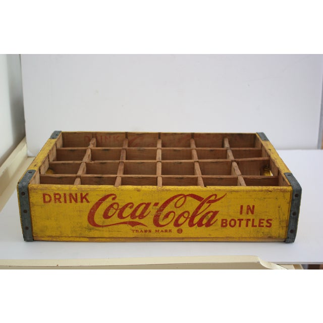 Vintage Coca-Cola Crate - Image 2 of 3