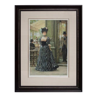 """Alan Mailey """"The Promise"""" Lithograph, Signed"""
