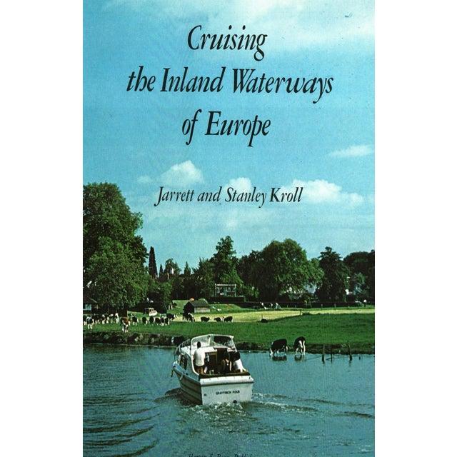 Vintage 'Cruising the Waterways of Europe' Book - Image 3 of 4