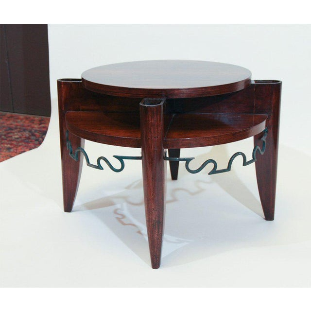 Art Deco Smoking Table by Leon & Maurice Jallot For Sale In New York - Image 6 of 6