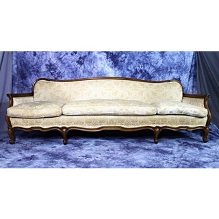 Widdicomb Mid-Century French Provincial Sofa Preview