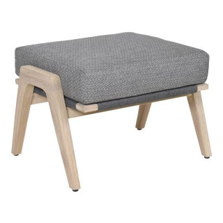 Bellevue Outdoor Ottoman For Sale