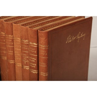 Scandinavian Leather-Bound Books S/14 Preview