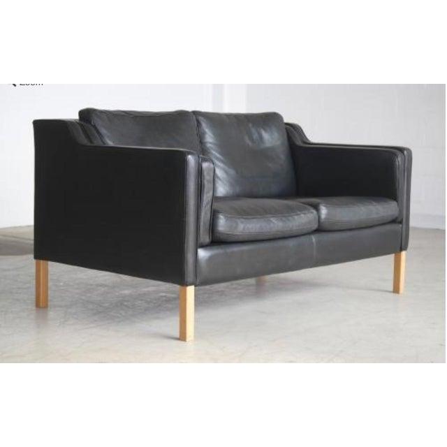 Børge Mogensen Danish Modern Two-Seat Sofa - Image 2 of 7