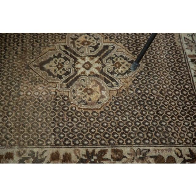 "Boho Chic Vintage Oushak Square Rug - 3' X 3'2"" For Sale - Image 3 of 7"