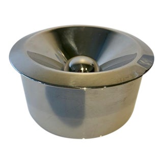 Marianne Brandt for Alessi Bauhaus Design Ashtray For Sale