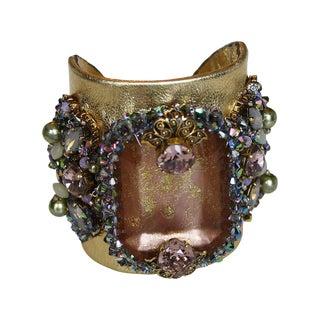 Erickson Beamon Xanadu Cuff Bracelet For Sale