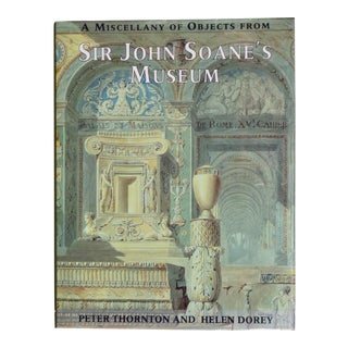 Sir John Soane's Museum Book For Sale