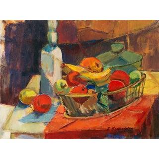 'Still Life of Fruit' by Lorraine Laubender, California Woman Artist For Sale
