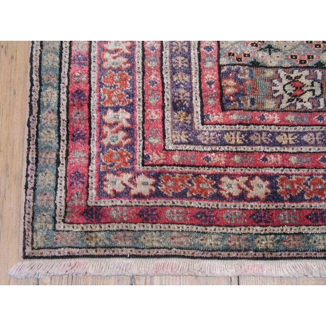 Islamic Kayseri Rug For Sale - Image 3 of 7