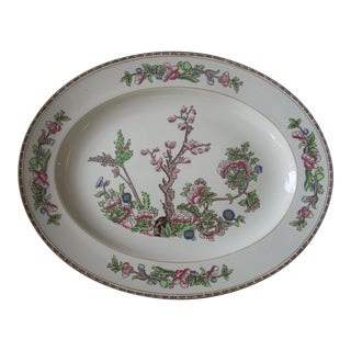 1940s Traditional Alfred Meakin Platter For Sale