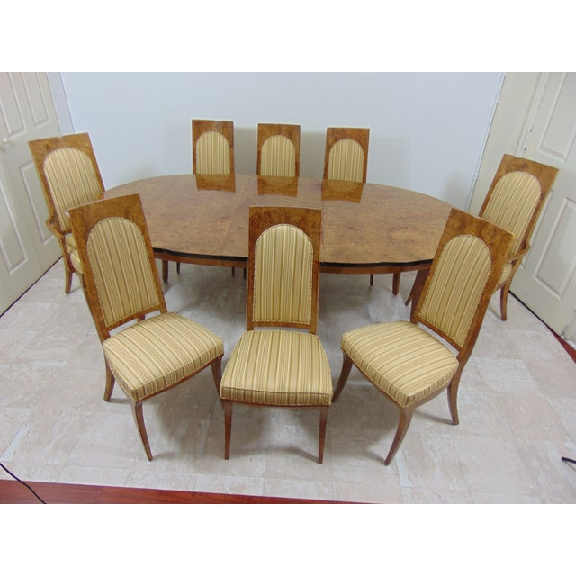 Mastercraft Master Craft Dining Set For Sale - Image 4 of 11