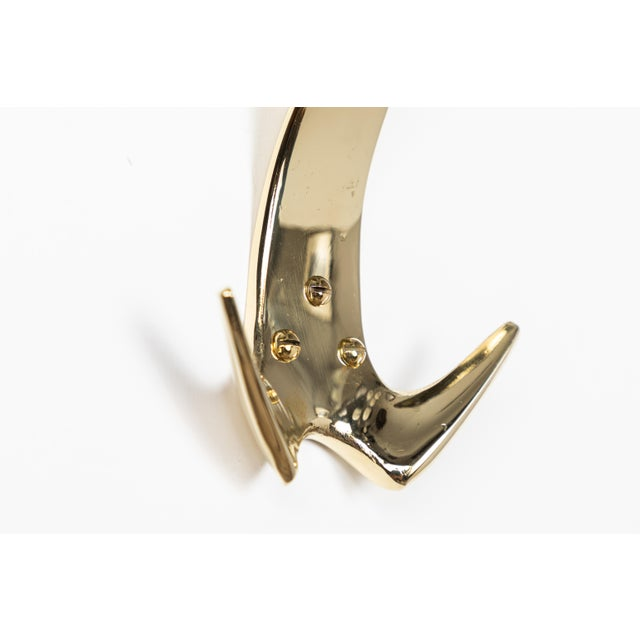 Carl Auböck Brass Hook For Sale - Image 10 of 11