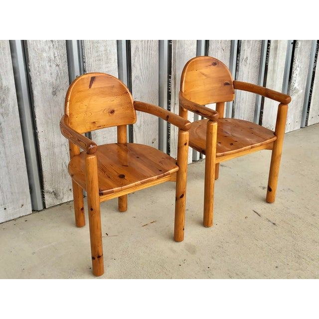 1970's Armchairs by Rainer Daumiller For Sale - Image 4 of 6