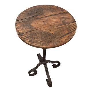 Custom Made Side Table