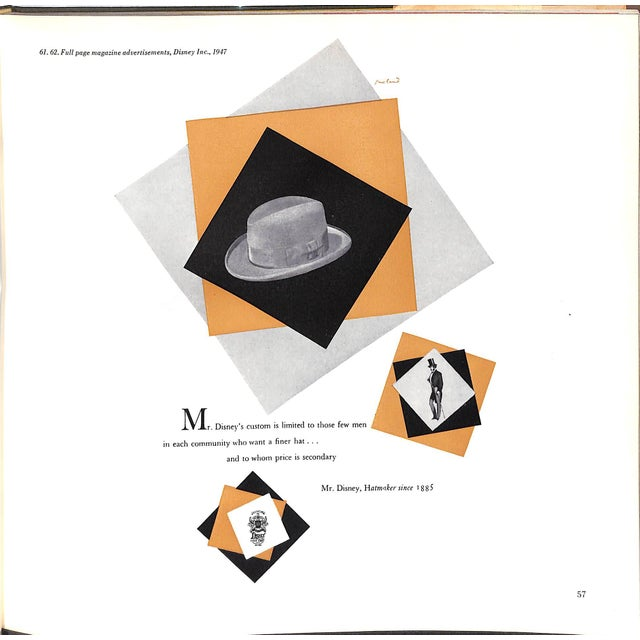 Paul Rand: His Work from 1946 to 1958 For Sale - Image 10 of 11