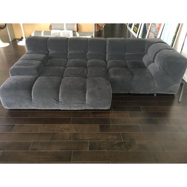 Metal B&b Italia Tufty-Time Sofa For Sale - Image 7 of 9