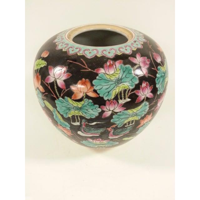 Black Vintage Melon Jars - A Pair - Image 5 of 8