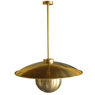 Metropolis Brass Suspension, Jan Garncarek For Sale