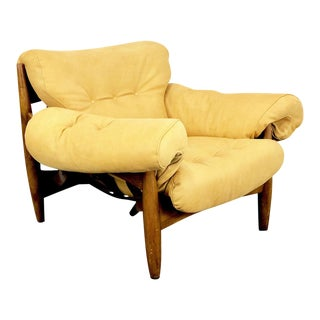 Sergio Rodrigues - Isa Sergio Rodriguez Sheriff Armchair 1957 For Sale