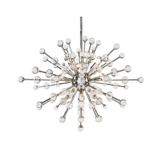 Regina Andrews Constellation Brass Chandelier